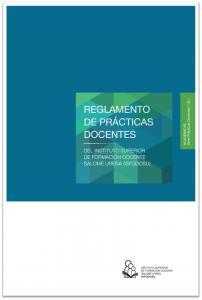 Cubierta para Reglamento de prácticas docentes del Instituto Superior de Formación Docente Salomé Ureña (ISFODOSU)