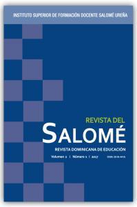Cubierta para Revista del Salomé. Vol. 2, Núm. 1 (2017)