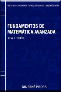 Cubierta para Fundamentos de matemática avanzada