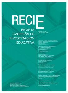 Cubierta para RECIE. Vol. 2, Núm. 2 (2018)